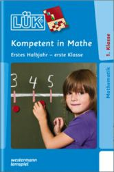 131-244906 LÜK - Kompetent in Mathe 1. Kl