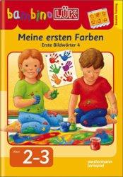 131-247985 bambinoLÜK - Meine ersten Farb