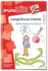 131-4193 miniLÜK Rechtschreibung Grunds