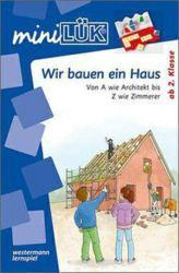131-4353 miniLÜK Wir bauen ein Haus 2.