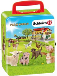 138-3113 SCHLEICH FARM WORLD Sammelkoff