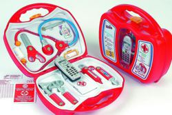 138-4350 Kinder Arztkoffer mit Handy un