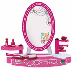 138-5378 Barbie Schönheitsstudio Tischv