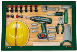 138-8418 Bosch-Set Kinder Akkuschrauber