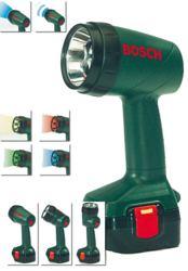 138-8448 Bosch Kinder Akku Lampe Theo K