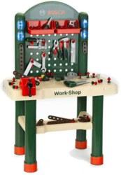 138-8461 Bosch Workshop mit 82 teiligem