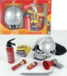 138-8928 Kinder Feuerwehr Set 7tlg. The