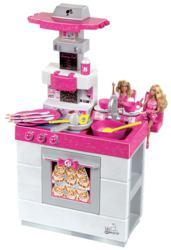 138-9505 Barbie Kinder Spielküche mit K