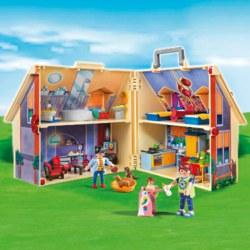 140-5167 Neues Mitnehm-Puppenhaus Playm