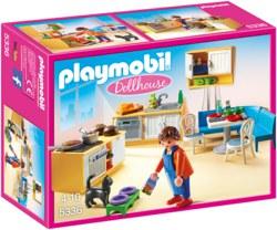 140-5336 Einbauküche mit Sitzecke PLAYM