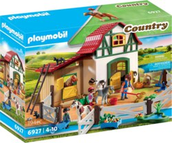 140-6927 Ponyhof Playmobil Country: Gro