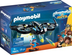 140-70071 PLAYMOBIL: THE MOVIE Robotitro