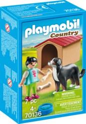 140-70136 Hofhund mit Hütte ab 4 Jahren,