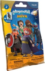 140-70139 PLAYMOBIL: THE MOVIE Figures (