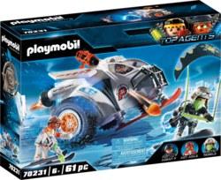 140-70231 Spy Team Schneegleiter Playmob
