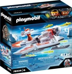 140-70234 Spy Team Fluggleiter Playmobil