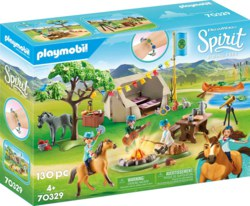 140-70329 Sommercamp PLAYMOBIL® Spirit,