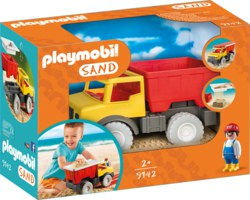 140-9142 Muldenkipper Playmobil Sand, S