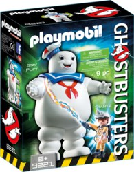140-9221 Stay Puft Marshmallow Man mit