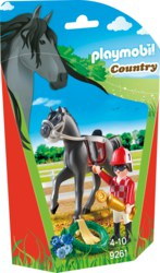 140-9261 Jockey Playmobil Country Spiel