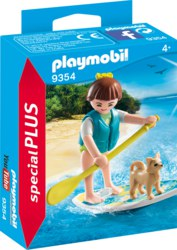 140-9354 Stand Up Paddling Playmobil Sp