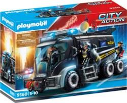 140-9360 SEK-Truck mit Licht und Sound