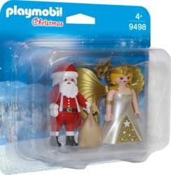 140-9498 Duo Pack Weihnachtsmann und En