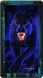 143-53115 3D Magna Puzzle Panther Kinder