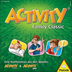 143-6050 Activity Familiy Classic