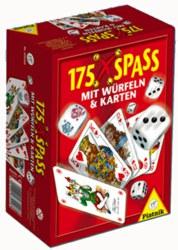 143-6304 175 x Spass mit Würfeln und Ka