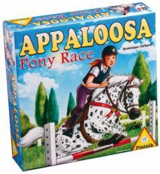 143-6333 Appaloosa Pony Race Piatnik Sp