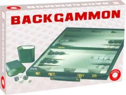 143-6345 Backgammonkoffer klein Piatnik