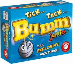 143-6474 Tick Tack Bumm Junior Piatnik,