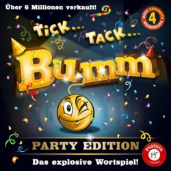 143-6483 Tick Tack Bumm Party Edition P