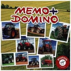 143-6594 Memo + Domino Traktoren Piatni