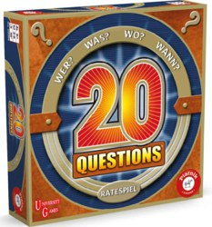 143-6613 20 Questions Piatnik, Ratespie