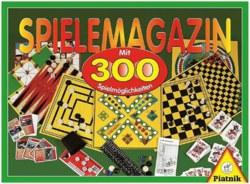143-6706 300 Spielesammlung Piatnik Fam