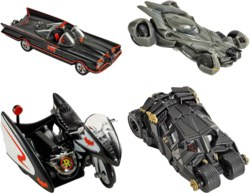 145-DKL200 Hot Wheels DC Comics Premium B