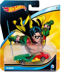 145-DMM180 Hot Wheels DC Comics Batman Ro
