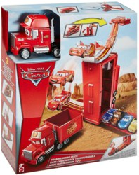 145-DVF390 Disney Cars 3-in-1 Megasprung