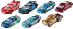145-DXV290 Disney Cars 3 Die-Cast Charact