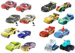 145-DXV990 Disney Cars 3 Die-Cast 2er-Pac