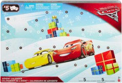 145-FGV140 Disney Cars 3 Adventskalender