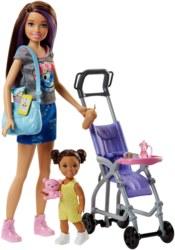 145-FJB000 Barbie Skipper Babysitter, lil