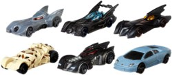 145-FKF360 Hot Wheels DC 1:64 Batmobil Ma