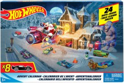 145-FKF950 Hot Wheels Adventskalender 201