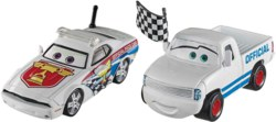 145-FLH670 Disney Cars Die-Cast 2er-Pack