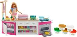 145-FRH730 Barbie Puppe mit Deluxe Küche