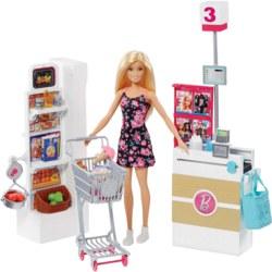145-FRP010 Barbie Supermarkt und Puppe Ma
