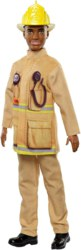 145-FXP050 Barbie Ken- Firefighter Puppe